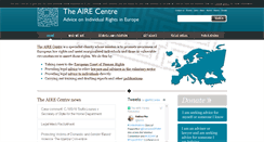 Preview of airecentre.org