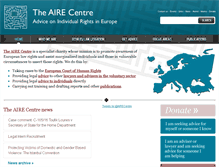 Tablet Preview of airecentre.org